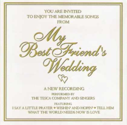 Soundtracks - My Best Friends Wedding (1997)