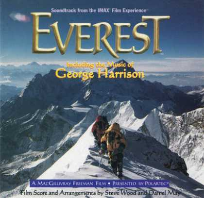 Soundtracks - Everest -IMAX -Steve Wood & Daniel May