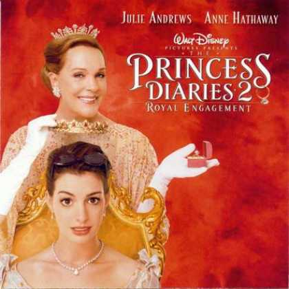 Soundtracks - The Princess Diaries 2: Royal Engagement