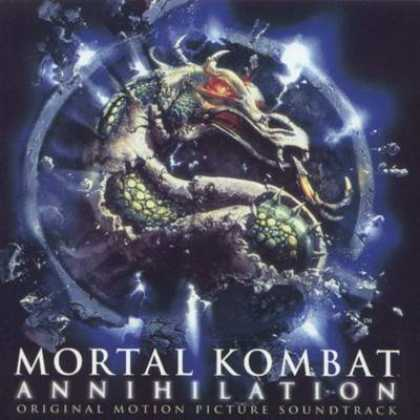 Soundtracks - Mortal Kombat Annihilation Soundtrack