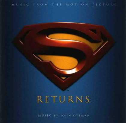 Soundtracks - Superman Returns - Soundtrack - John Ottman