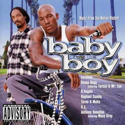 Soundtracks - Baby Boy Soundtrack