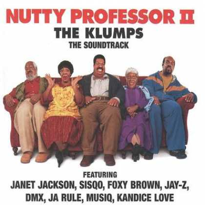Soundtracks - The Nutty Professor 2