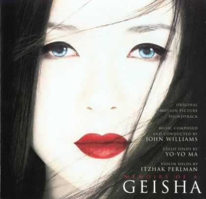 Soundtracks - John Williams - Memoirs Of A Geisha
