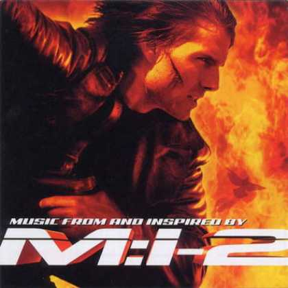 Soundtracks - Mission Impossible 2 Soundtrack