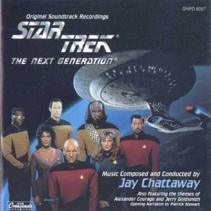 Soundtracks - Star Trek The Next Generation Soundtrack