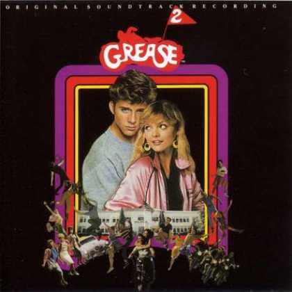 Soundtracks - Grease 2