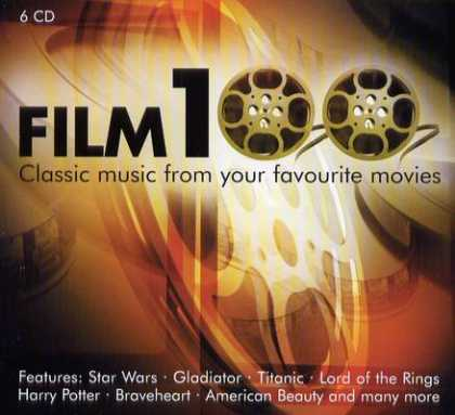 Soundtracks - Film 100 Classic Music From Your Favourite Movies
