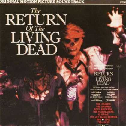 Soundtracks - The Return Of The Living Dead Soundtrack