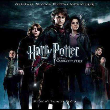 Soundtracks - Harry Potter And The Goblet Of Fire