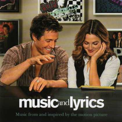 Soundtracks - Music & Lyrics - Music From Motion Picture
