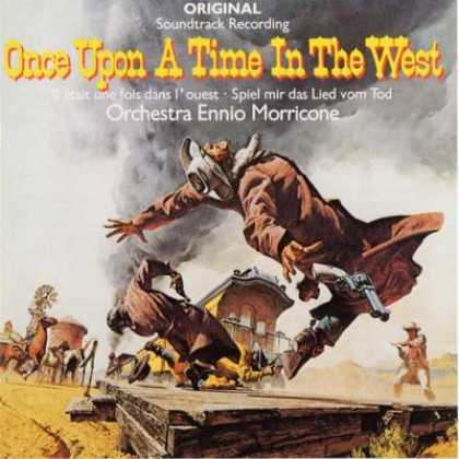 Soundtracks - Once Upon A Time In The West Soundtrack