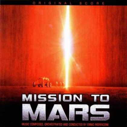 Soundtracks - Mission To Mars Soundtrack