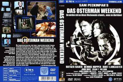 Soundtracks - The Osterman Weekend German