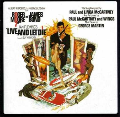 Soundtracks - 007 Live And Let Die OST