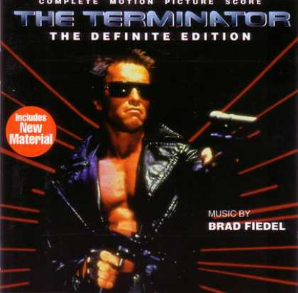 Soundtracks - Terminator 1 (DE)