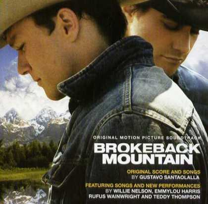 Soundtracks - Brokeback Mountain