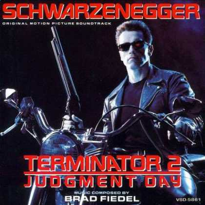 Soundtracks - Terminator 2 - Judgment Day