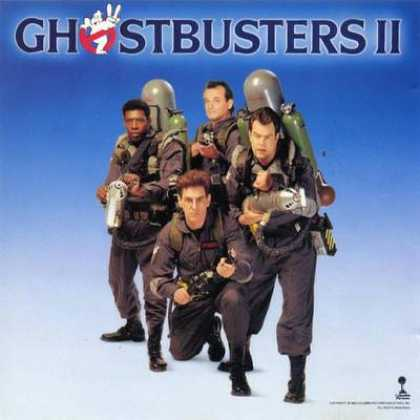 Soundtracks - Ghostbusters II