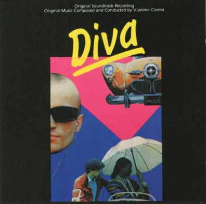 Soundtracks - Diva - Original Soundtrack