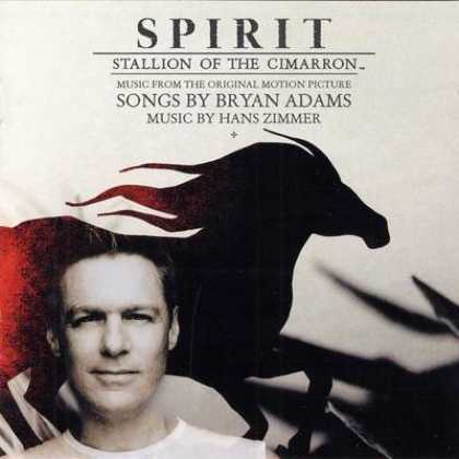 Soundtracks - Bryan Adams Spirit - Soundtrack
