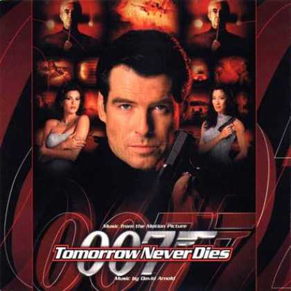 Soundtracks - James Bond 007 Tomorrow Never Dies - Soundtrack