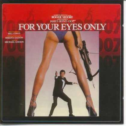Soundtracks - 007 - For Your Eyes Only Soundtrack (Remastered)