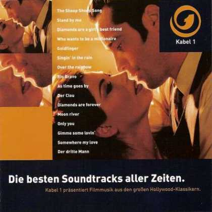 Soundtracks - Kabel 1 Die Besten Soundtracks Aller Zeiten