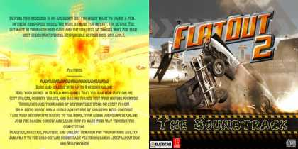 Soundtracks - FlatOut 2 - The Soundtrack