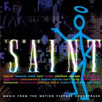 Soundtracks - The Saint