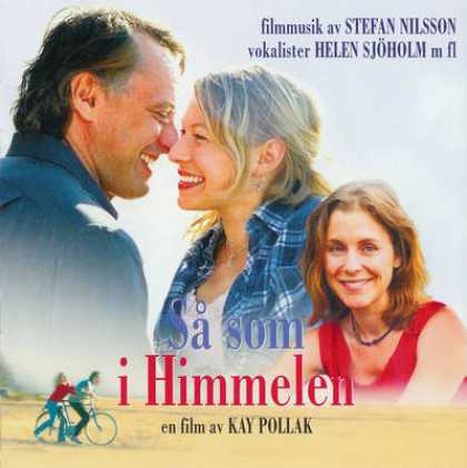 Soundtracks - Sa Som I Himmelen (As It Is In Heaven)