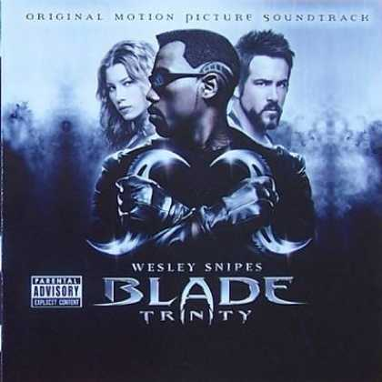 Soundtracks - Blade Trinity Soundtrack