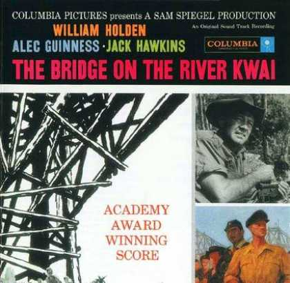 Soundtracks - The Bridge On The River Kwai