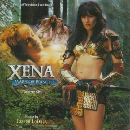 Soundtracks - Xena Television Soundtrack - Vol. 06