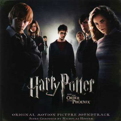 Soundtracks - Harry Potter & The Order Of The Phoenix (OST)