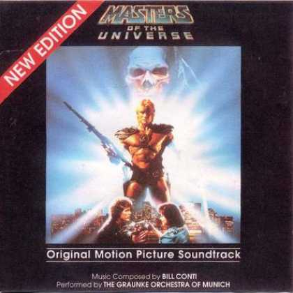 Soundtracks - Masters Of The Universe Soundtrack