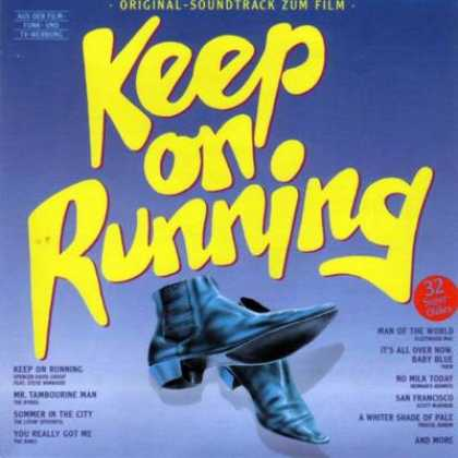 Soundtracks - Keep On Running Soundtrack