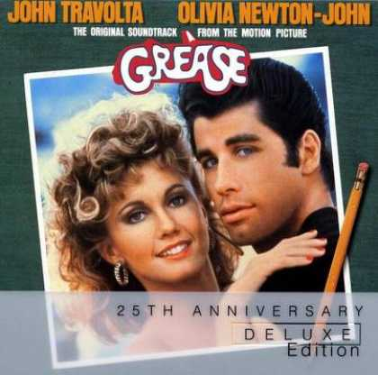 Soundtracks - Grease - 25th Anniversary Edition
