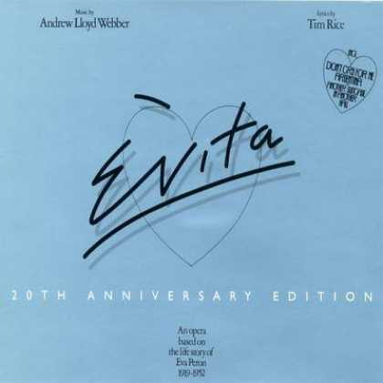 Soundtracks - Evita Soundtrack 20th Anniversary Edition