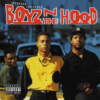 Soundtracks - Boyz N The Hood Soundtrack