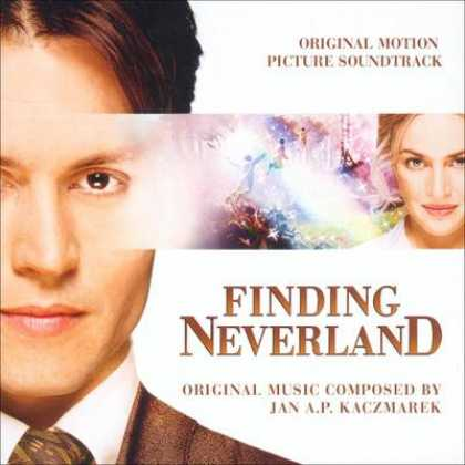 Soundtracks - Finding Neverland
