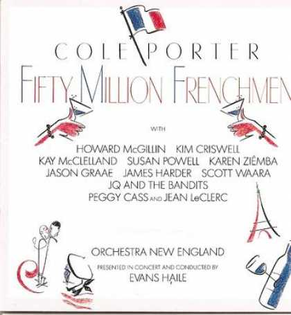 Soundtracks - Cole Porter - Fifty Million Frenchmen 1991 Con...