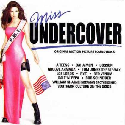 Soundtracks - Miss Undercover Soundtrack