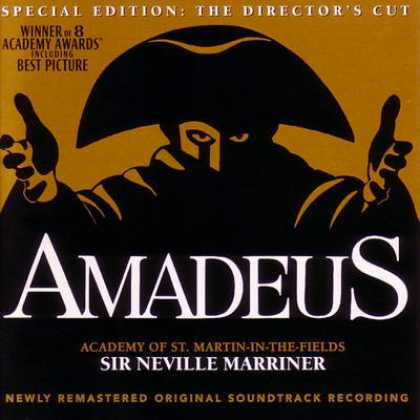 Soundtracks - Amadeus - Directors Cut Edition