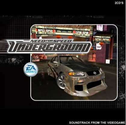 Soundtracks - Need For Speed Underground Soundtrack