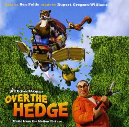 Soundtracks - Over The Hedge