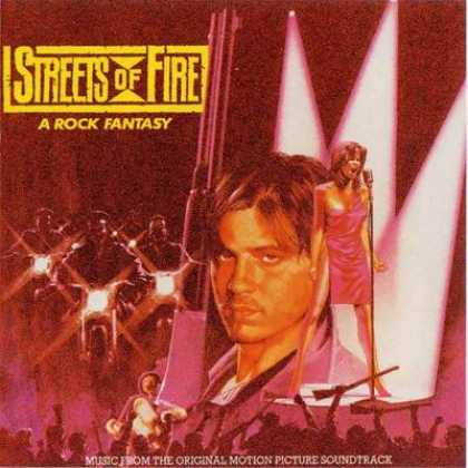 Soundtracks - Streets Of Fire Soundtrack