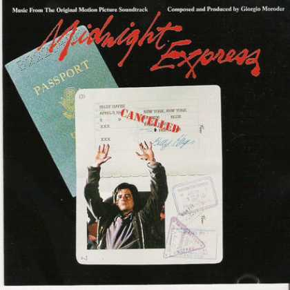 Soundtracks - Midnight Express
