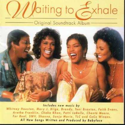 Soundtracks - Waiting To Exhale Soundtrack
