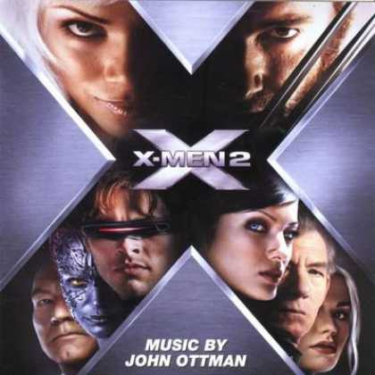 Soundtracks - X - Men 2 Soundtrack